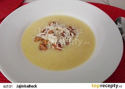 Celerovo-bramborový krém recept