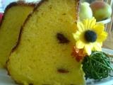 Tvarohovo- kokosová bábovka z brusinek a pudingů recept ...