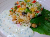 Salat ala Maroko recept