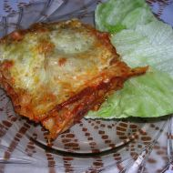 Klasické lasagne recept