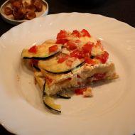 Zeleninové lasagne s lučinou recept