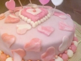 Emmy- první potahovaný dort recept