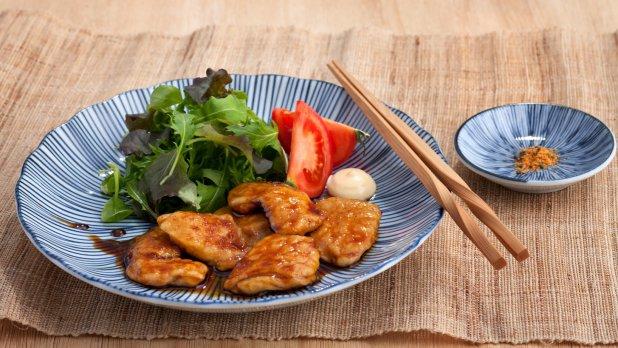 Kuwa Yaki – pikantní kuře