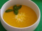 Pikantní dýňová polévka se sušenými rajčaty recept