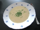 Krémová polévka z rybího filé recept