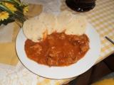 Sikulský guláš recept