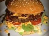 Šťavnatý burger recept