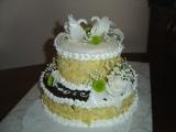Moje dorty pečené s láskou pro rodinu recept
