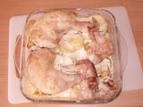 Pečené kuře s medovými smetanovými bramborami recept ...