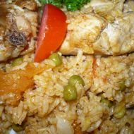 Kuře po katalánsku recept