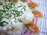 Květákový salát recept