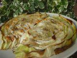Pečené česnekové zelí recept