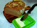 Domácí chleba bez kvasnic recept