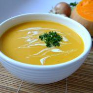 Polévka z pečené máslové dýně recept