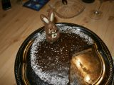 Francouzský čokoládový dort recept