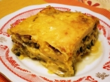 Ravioli jako lasagne s dýní recept