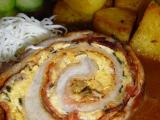 Chalupářská roláda recept