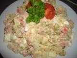 Bramborový salát s majonézou recept