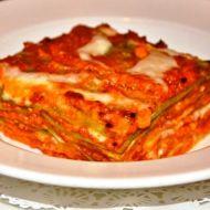 Chutné lasagne s mletým masem a bešamelem recept