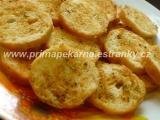 Domácí Bake rolls recept