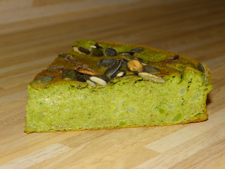 Brokolicový koláč II. recept