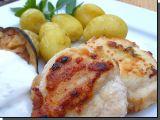 Letní kuřecí přírodní řízek recept