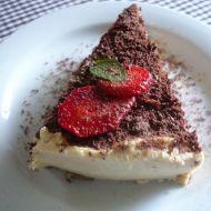Tiramisu dort s jahodami recept