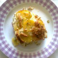 Francouzské brambory s mletým masem a sýrem recept