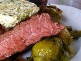 Steaky nadivoko recept