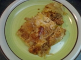 Lasagne Zdeničky recept