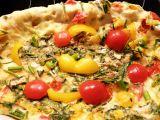 Sýrová vaječina s bylinkami a zeleninou recept