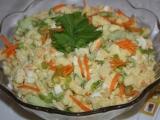 Bramborový salát s jablky a se sýrem recept