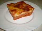 Řecká lasagne pastitsio recept