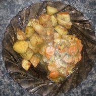Vepřová krkovička na zelenině recept