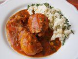 Kuřecí v rajčatovo česnekové omáčce s krupicovými nočky recept ...
