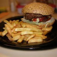 Hovězí hamburger recept
