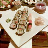 Suši recept