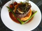 Steak jak z moc drahé restaurace recept