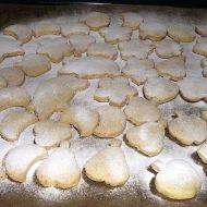 Vanilkové rohlíčky s mandlemi recept