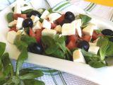 Zeleninový salát z polníčku recept