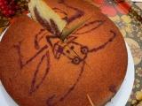 Mramorový dort recept