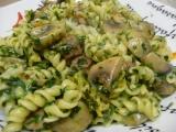 Zapečené těstoviny s krémem Mascarpone recept
