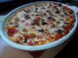 Lasagne s makrelou, ricottou, špenátem a rajčaty recept ...
