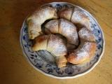 Bratislavské rohlíčky s ořechovou nádivkou recept
