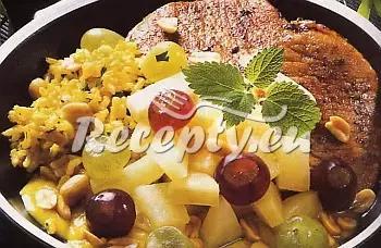 Vepřová kýta nasladko recept  vepřové maso