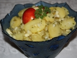 Bramborový salát bez majonézy recept