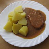 Přírodní vepřové kotlety recept