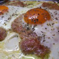 Vepřová kýta pod vejcem recept