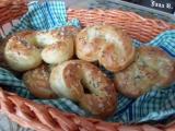 Louhované slané preclíky recept