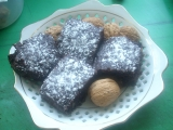 Cuketová buchta s ořechy recept